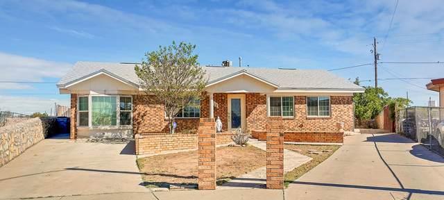8219 Rancho Verde Way, El Paso, TX 79907 (MLS #836466) :: Preferred Closing Specialists