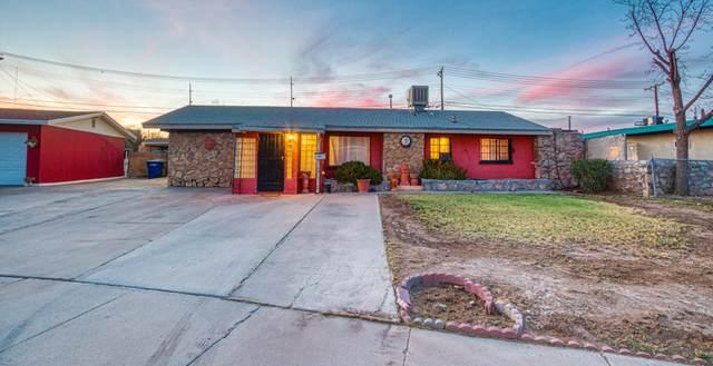 7604 Elliott Drive, El Paso, TX 79915 (MLS #836498) :: Jackie Stevens Real Estate Group brokered by eXp Realty
