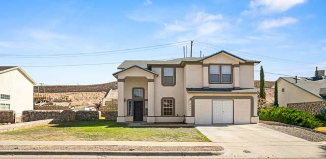 1252 Vikki Carr Lane, El Paso, TX 79936 (MLS #836502) :: Preferred Closing Specialists