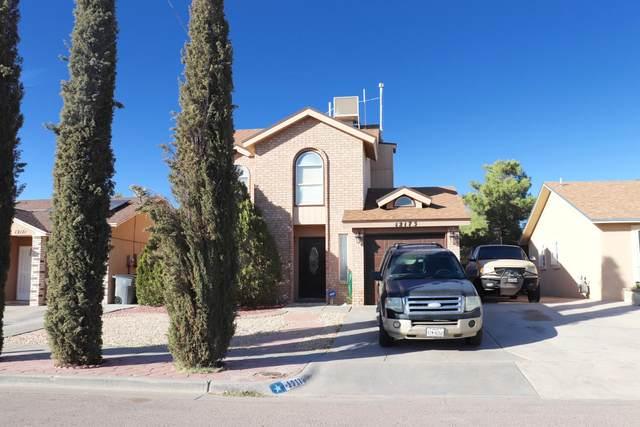 12173 Road House Drive, El Paso, TX 79936 (MLS #836506) :: Preferred Closing Specialists
