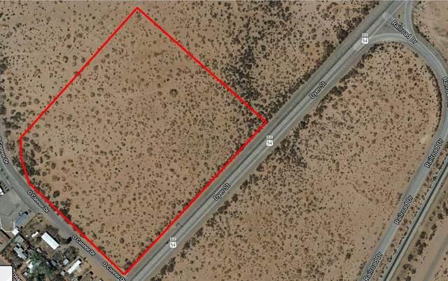 TBD Dyer Street, El Paso, TX 79934 (MLS #836513) :: Preferred Closing Specialists