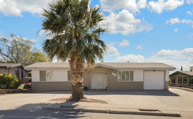 10454 Springwood Drive, El Paso, TX 79925 (MLS #836528) :: The Purple House Real Estate Group