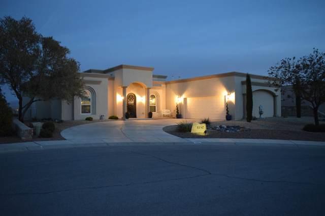 1150 Puerta De Picacho, Las Cruces, NM 88007 (MLS #836536) :: Preferred Closing Specialists