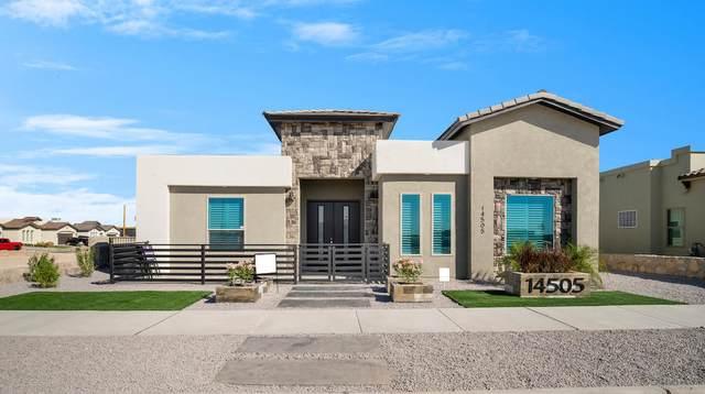 14609 Charles Foster Avenue, El Paso, TX 79938 (MLS #836537) :: The Matt Rice Group