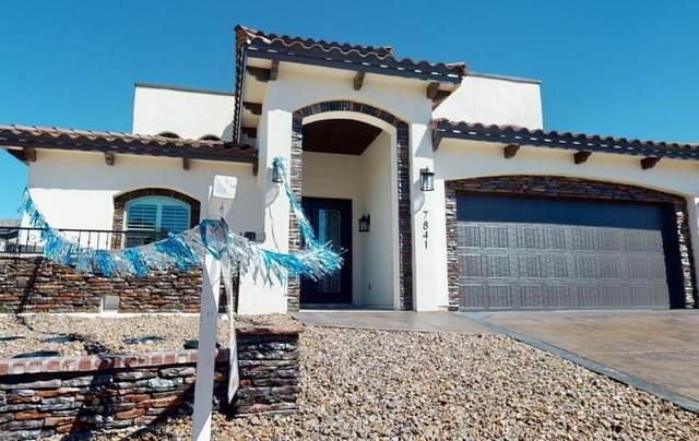 14636 Petralia Avenue, El Paso, TX 79938 (MLS #836544) :: The Matt Rice Group