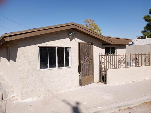 6411 Sambrano Avenue, El Paso, TX 79905 (MLS #836549) :: Preferred Closing Specialists