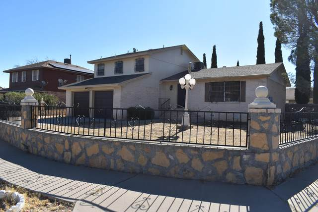 2200 Sea Side Drive, El Paso, TX 79936 (MLS #836562) :: The Purple House Real Estate Group