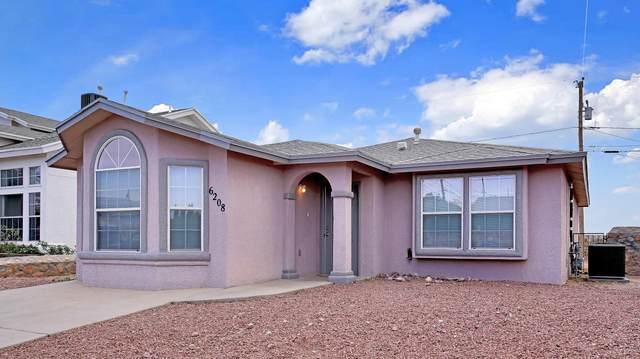 6208 Patria Street, El Paso, TX 79932 (MLS #836569) :: The Matt Rice Group