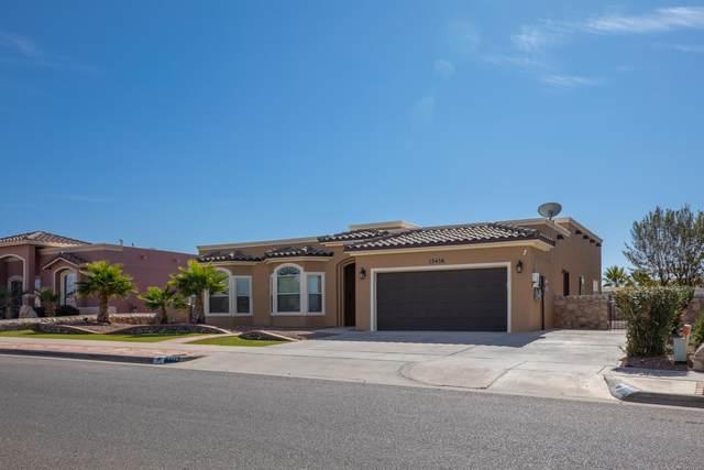 13458 Emerald Terrace Terrace, Horizon City, TX 79928 (MLS #836591) :: Jackie Stevens Real Estate Group brokered by eXp Realty