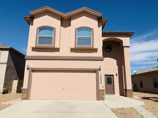 14625 Randall Cunningham Avenue, El Paso, TX 79938 (MLS #836637) :: Preferred Closing Specialists