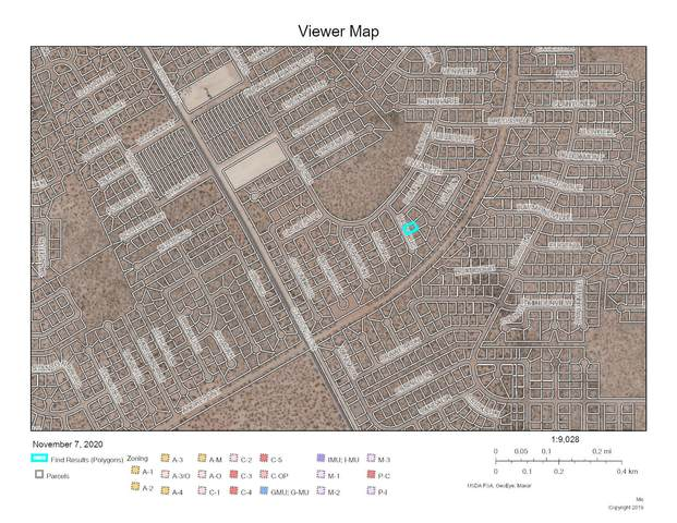 0 Repuboic, Horizon City, TX 79928 (MLS #836663) :: Summus Realty