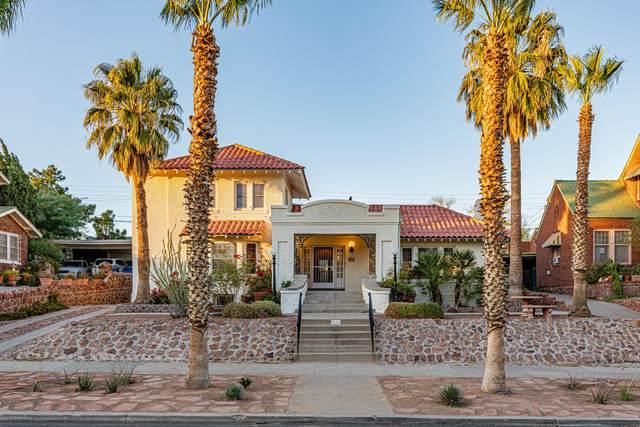 3117 Copper Avenue, El Paso, TX 79930 (MLS #836719) :: The Purple House Real Estate Group