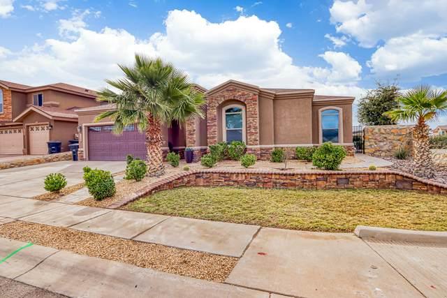 12256 Stansbury Drive, El Paso, TX 79928 (MLS #836733) :: Preferred Closing Specialists