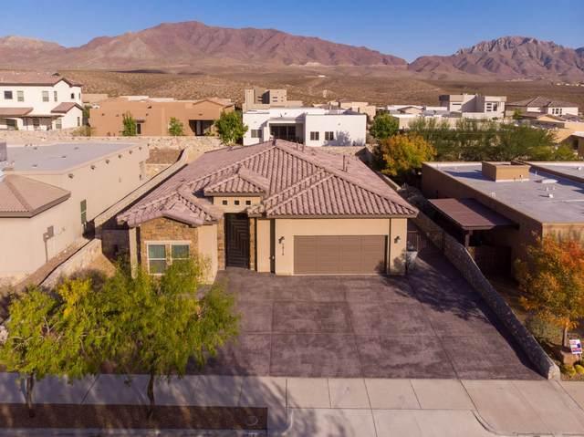 1816 Tin Star Street, El Paso, TX 79911 (MLS #836739) :: The Purple House Real Estate Group