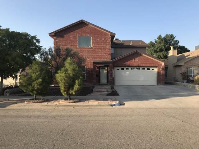 12231 Henri Matisse Avenue, El Paso, TX 79936 (MLS #836740) :: Preferred Closing Specialists