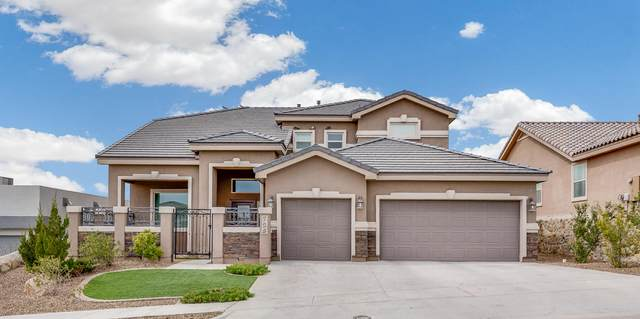 725 Colonial Bluff, El Paso, TX 79928 (MLS #836752) :: The Purple House Real Estate Group