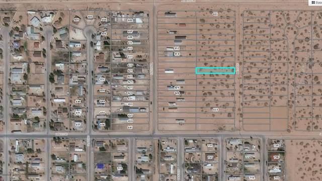 00 Belsaw, Horizon City, TX 79928 (MLS #836817) :: Preferred Closing Specialists