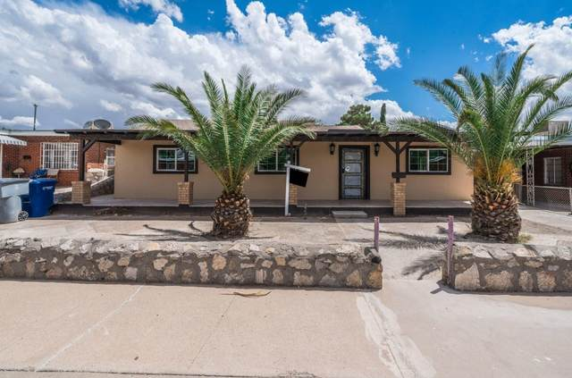 6404 Navajo Avenue, El Paso, TX 79925 (MLS #836859) :: The Purple House Real Estate Group