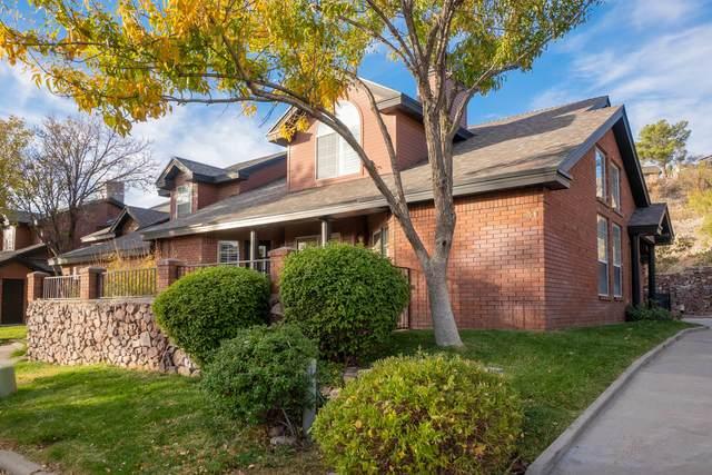 31 Stratford Hall Circle, El Paso, TX 79912 (MLS #836863) :: The Purple House Real Estate Group