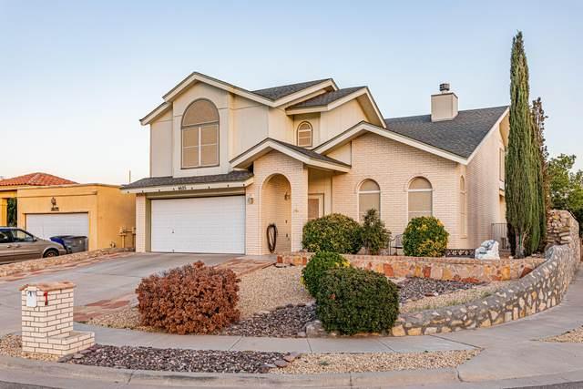 4625 Robert Holt Drive, El Paso, TX 79924 (MLS #836875) :: Preferred Closing Specialists