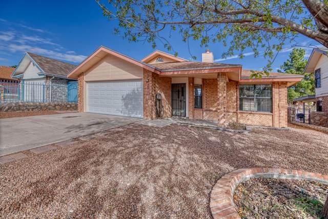 4645 Loma Escondida Drive, El Paso, TX 79934 (MLS #836922) :: The Purple House Real Estate Group