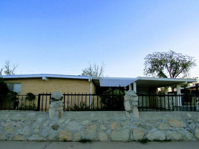 5108 Cornell Avenue, El Paso, TX 79924 (MLS #836926) :: The Purple House Real Estate Group