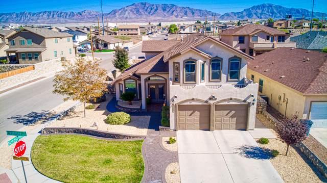 6544 Latimer Place, El Paso, TX 79932 (MLS #836933) :: Preferred Closing Specialists