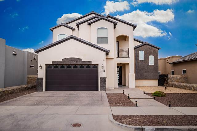 1132 Marathon, El Paso, TX 79928 (MLS #836937) :: Preferred Closing Specialists