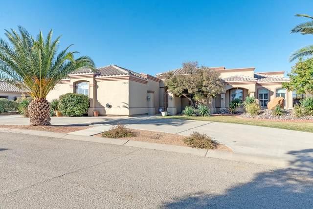 13011 Horizon Boulevard, Horizon City, TX 79928 (MLS #836964) :: The Matt Rice Group