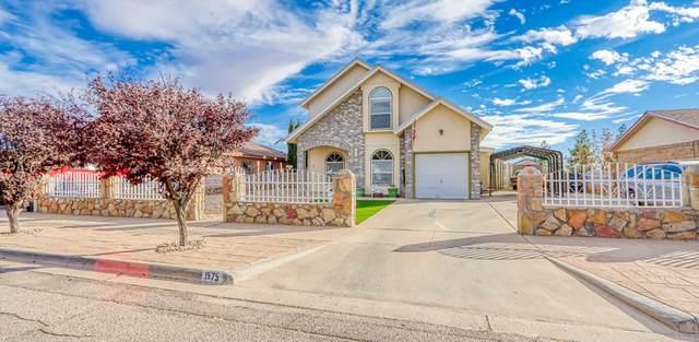 1575 S Kenazo Avenue, Horizon City, TX 79928 (MLS #836983) :: The Matt Rice Group