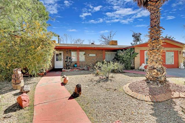 304 Quincy Avenue W, El Paso, TX 79922 (MLS #836984) :: The Purple House Real Estate Group