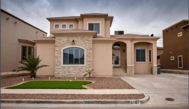3167 Spring Willow, El Paso, TX 79938 (MLS #837001) :: The Purple House Real Estate Group