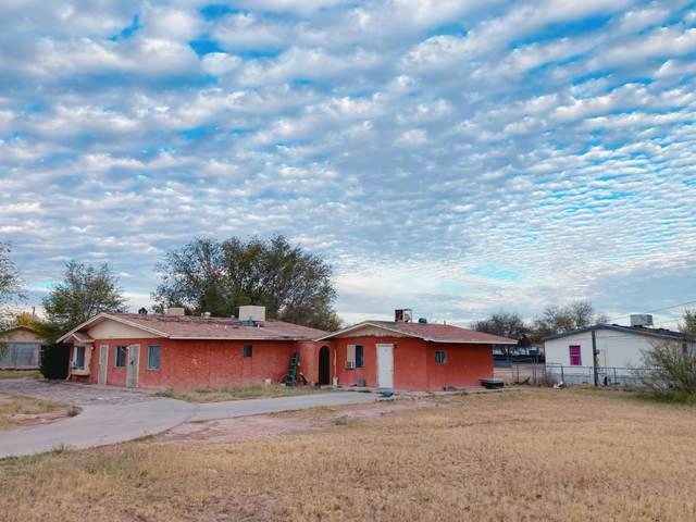 461 Bonampak Drive, San Elizario, TX 79849 (MLS #837007) :: The Matt Rice Group