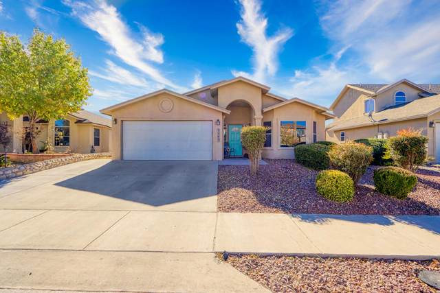 3345 Tierra Fertil Drive, El Paso, TX 79938 (MLS #837016) :: Preferred Closing Specialists
