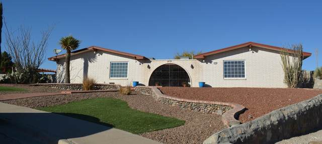 10135 Stoneway Dr Drive, El Paso, TX 79925 (MLS #837034) :: The Purple House Real Estate Group