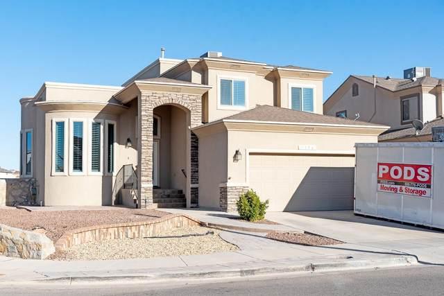 3186 Red Orchard Drive, El Paso, TX 79938 (MLS #837050) :: The Matt Rice Group