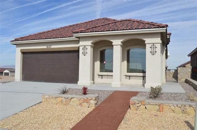 12904 Rock Cliff Avenue, El Paso, TX 79928 (MLS #837101) :: The Matt Rice Group