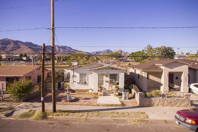 3653 Bishop Way, El Paso, TX 79903 (MLS #837125) :: Jackie Stevens Real Estate Group brokered by eXp Realty