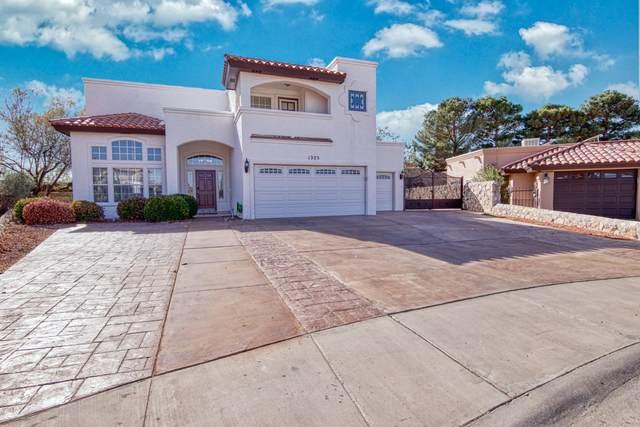 1325 Cora Bell Place, El Paso, TX 79936 (MLS #837129) :: Preferred Closing Specialists