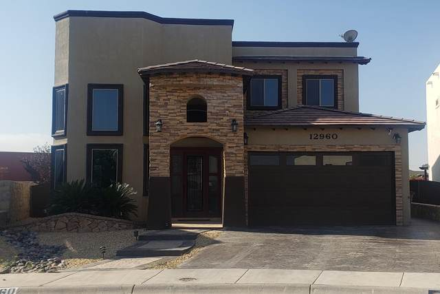 12960 Mystic Valley Court, El Paso, TX 79938 (MLS #837131) :: The Purple House Real Estate Group