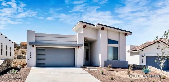 939 Brudenal Place, El Paso, TX 79928 (MLS #837141) :: Preferred Closing Specialists