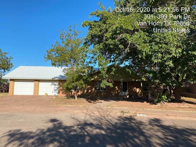 311 Park, Van Horn, TX 79855 (MLS #837153) :: Preferred Closing Specialists