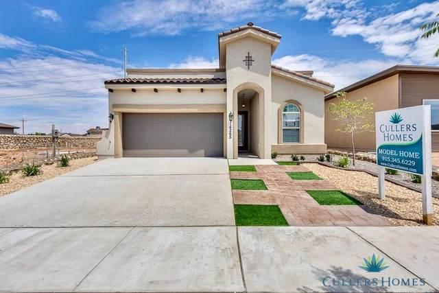 987 Hull Street, El Paso, TX 79928 (MLS #837154) :: The Purple House Real Estate Group