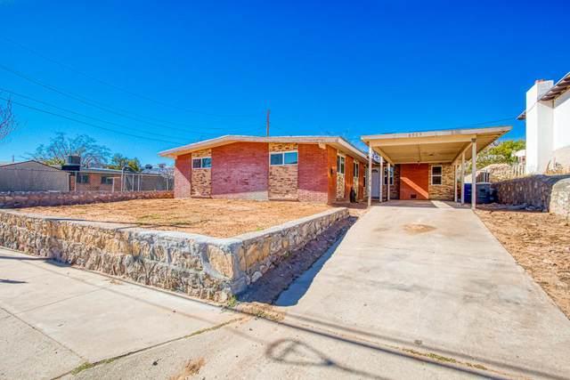 8905 Eclipse Street, El Paso, TX 79904 (MLS #837157) :: The Matt Rice Group