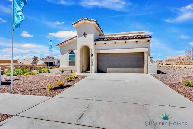 970 Air Ship Place, El Paso, TX 79928 (MLS #837165) :: The Purple House Real Estate Group