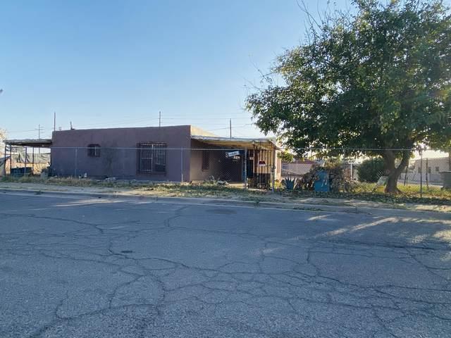 9300 San Pedro Drive, El Paso, TX 79907 (MLS #837180) :: The Matt Rice Group