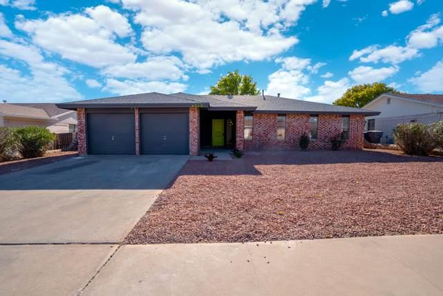 4712 R L Shoemaker Drive, El Paso, TX 79924 (MLS #837207) :: Preferred Closing Specialists