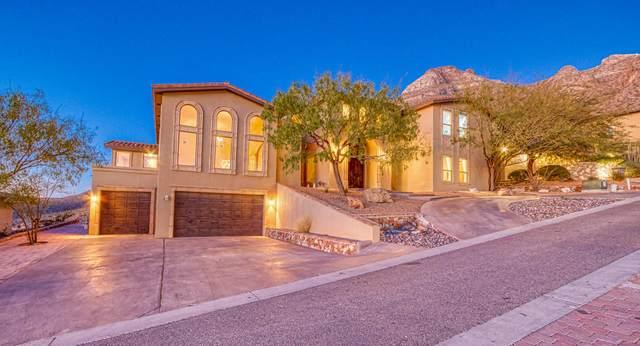 449 San Clemente Drive, El Paso, TX 79912 (MLS #837221) :: The Purple House Real Estate Group