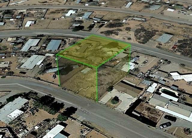 7325 O Riley Lane, El Paso, TX 79934 (MLS #837226) :: Preferred Closing Specialists