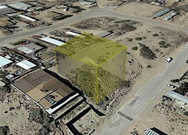 TBD Loyola Lane, El Paso, TX 79928 (MLS #837230) :: Preferred Closing Specialists